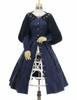 Front View (Dark Blue Ver.) (birdcage petticoat: UN00028)