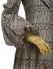 Last Chance: Steampunk Dress Shirt Retro Print Top Long Blouse Ruffles sleeves Exclusive