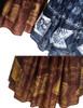 Detail View (dark red dress: DR00214)