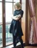 Model Show (Black Ver.) (overdress: DR00219, mitts: P00621)