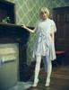 Model Show (White + Light Grey Ver.) (overdress: DR00219)
