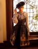 Model Show (Light Grey Ver.) (hat: P00574, dress: DR00190, petticoat: UN00026, UN00027)