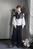 Model Show (White Version) Pants SP00175, Vest CT00275M