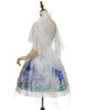 Back View (Hyacinth Blue + White Ver.) (petticoat: UN00026, UN00027)
