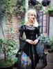 Model Show  (Champagne Black Ver.) Dress DR00218