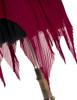 Detail View (Burgundy + Black Tulle Ver.) (petticoat: UN00026)
