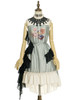 Front View (Sage Green + Light Ivory Ver.) (petticoat: UN00026)