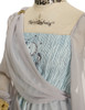 Detail View (Pale Blue + Light Grey Chiffon Version)