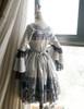 Back View under natural sunlight (Light Grey Ver.) (optional skirt: SP00194, petticoat: UN00026)