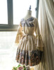 Back View under natural sunlight (Champagne Ver.) (optional skirt: SP00194, petticoat: UN00026)