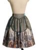 Front View (Champagne + Green Golden Illusion Tulle Ver.) (petticoat: UN00026)