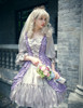 Model Show (Vintage Lilac + Warm Grey Ver.) (crown veil: P00623, petticoat: UN00026)