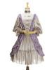 Front View (Vintage Lilac + Warm Grey Ver.) (petticoat: UN00026)