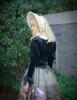Model Show (Champagne + Ivory Lace Ver.) (jacket: CT00291, blouse: TP00165, skirt: SP00192, petticoat: UN00026)