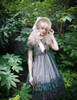Model Show (Champagne + Ivory Lace Ver.) Dress DR00232