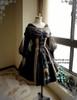 Front Full View (Black Ver.) (birdcage petticoat: UN00019)