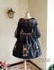 Back View w/o JSK (Black Ver.) (birdcage petticoat: UN00019)