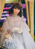 Model Show (Light Grey Ver.) (headdress: P00626, dress set underneath: DR00222, gloves: P00592)