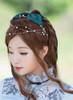 Model Show (Spirit Green + Black Ver.) *beads headdress NOT for sale