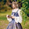Model Show (Mercury Blue + Ivory Ver.) (dress: DR00160N, DR00242)