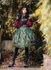 Model Show (Black Ver.) (dress: DR00239, blouse: TP00170, petticoat: UN00026, gloves: P00581, spats: P00602)