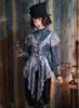Model Show (Black Ver.) (hat: P00614, vest: CT00293, blouse: TP00172)