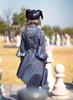 Model Show (hat: P00642, dress: DR00244, petticoat: UN00027)