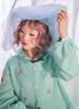 Model Show (hat: P00645, blouse underneath: TP00173)