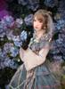 Model Show (Grey Ver.) (headdress: P00646, blouse underneath: TP00174, petticoat underneath: UN00019, UN00029) other items NOT for sale