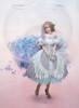 Creative Model Show (Pale Mint Ver.) (dress: DR00249, petticoat: UN00029)