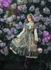 Model Show (Baby Pink Ver.) (headdress: P00646, dress: DR00247, blouse underneath: TP00174)