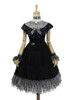 Front View (Black + Grey Ver.) (petticoat: UN00026)