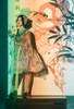 Creative Model Show (dress set: DR00254, wrist pieces & long shawl set: P00654, petticoat: UN00019)