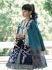 Model Show (jacket: CT00312, blouse: TP00179, skirt: SP00205, petticoat: UN00026)
