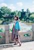 Model Show (headdress: P00656, blouse: TP00179, skirt: SP00203)