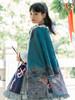 Model Show (headdress: P00655, blouse: TP00179, skirt: SP00205, petticoat: UN00026)