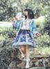 Model Show (headdress: P00655, blouse: TP00179, skirt: SP00205)