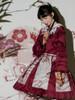 Creative Model Show (Beige + Burgundy Ver.) (headdress: P00656, blouse: TP00179, petticoat: UN00026)