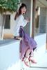 Model Show (White Ver.) (skirt: SP00203, headdress: P00656)