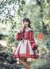 Model Show (Burgundy Ver.) (skirt: SP00205, headdress: P00656)