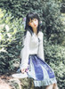 Model Show (White Ver.) (headdress: P00655, skirt: SP00205)