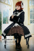 Model Show (Black Ver.) (wig: W00112, leggings: P00182, dress+hairdress: DR00137)