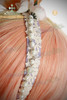 LAST CHANCE: Gothic Elegant Lolita Pearl Side Rose Bow Hair Band*3colors