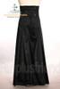 Elegant Gothic Aristocrat High Corset Waist Pleated Wide Pants