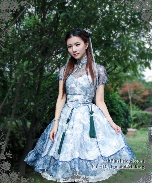 Model Show (petticoat: UN00022)
