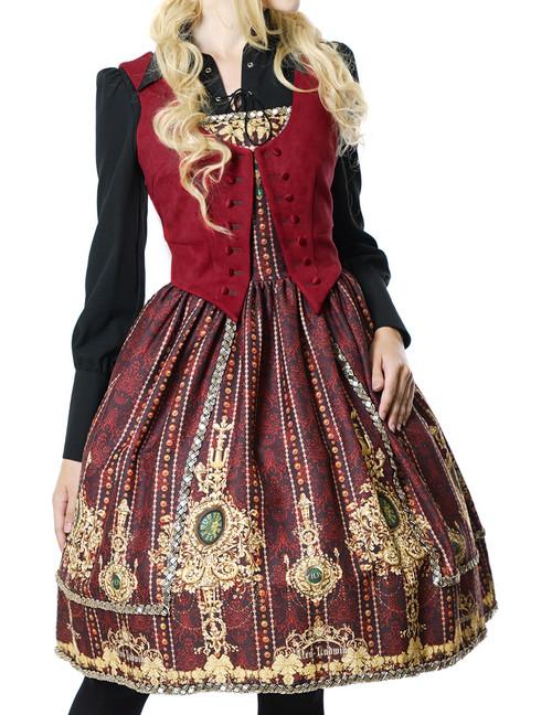 Neo-Ludwig: Vintage,Steampunk,Gothic, Lolita High Fashion dress ...