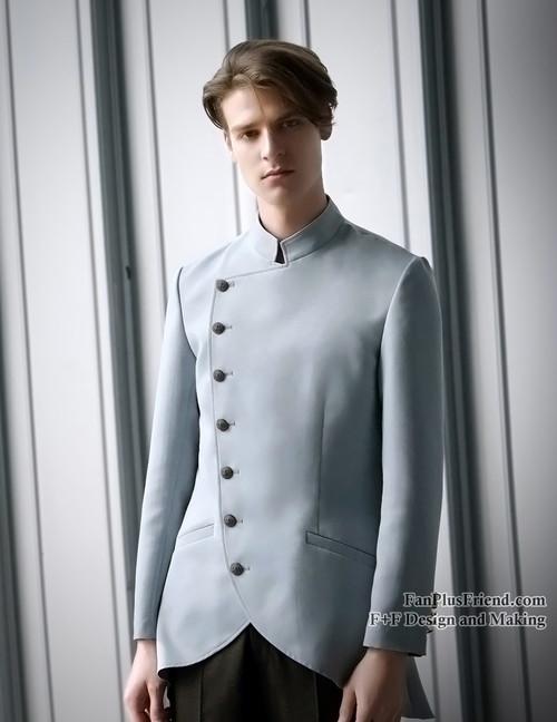 Model Show (Light Grey Ver.)
