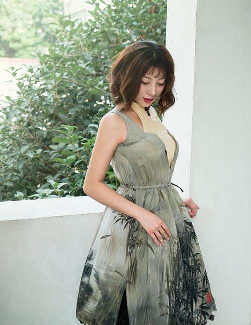 Model Show (Twilight Raining Grey Grove Ver.) (petticoat: UN00026)