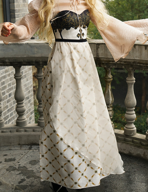 Model Show (Off-White Ver.) (blouse: TP00158)