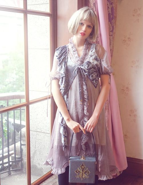 Model Show (Champagne Grey + Grey + Pale Grey Ver.) (bag: P00618)